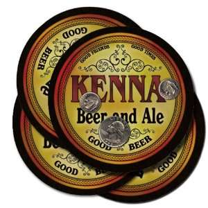 Kenna Beer and Ale Coaster Set:  Kitchen & Dining