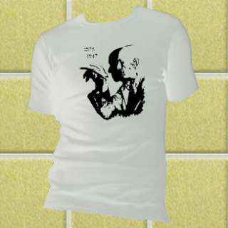Aleister Crowley   £13.99 : Bathroom Wall, T Shirts for the Jilted