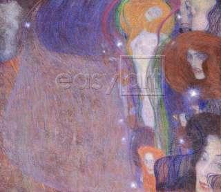 Irrlichter (Will O The Wisps), 1903, Gustav Klimt Prints from Easyart