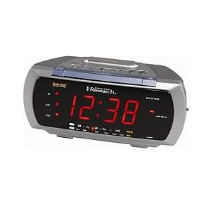 emerson dual alarm clock radio w projector projection. Black Bedroom Furniture Sets. Home Design Ideas