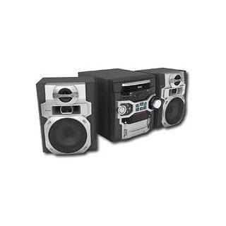 RCA RS2764 300W AM/FM 5 CD Shelf Stereo System: Explore similar items