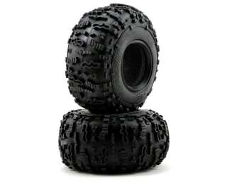 Hot Bodies Rover Rock Crawler Tire (Blue) (2) [HBS67780]  RC Cars