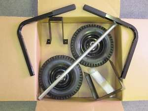 Wheel/Handle Kit Master & Dayton Generators PA2022 New