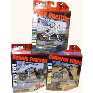 Flick Trix   Special Edition 3 pack   Dennis Enarson   Haro USA, Ryan