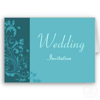 Template   Wedding Invitation Greeting Card from Zazzle