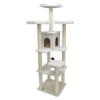 BUNGALOW   SHERPA Cat Condo tree Furniture Tower product details page