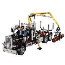 LEGO Technic 2 in 1 Logging Truck (9397)   LEGO   Toys R Us