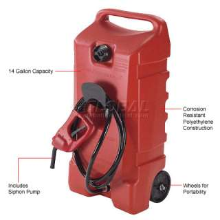 Purchase Gas Caddy, Fuel Caddy, Fuel Tank, Gas Tanks, 14 Gallon Fuel