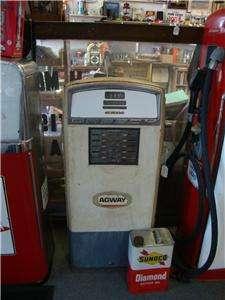 Vintage Gasboy Gas Boy Model 390 K5 Pump Retro Gas Station