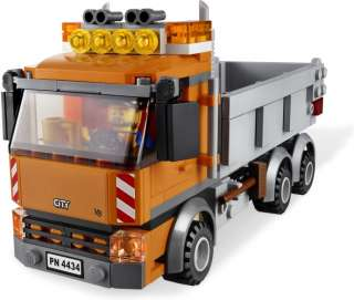 NEW 2012 LEGO CITY 4434 DUMP TRUCK,NEW & SEALED,ON HAND,GREAT GIFT