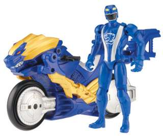 Power Rangers RPM   Blue Lion Cycle  Action Toys  The Toy Shop