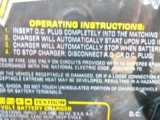 GOOD EZ GO POWERWISE 36 VOLT TEXTRON GOLF CART BATTERY CHARGER