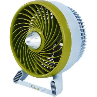 Chillout 8 Personal Fan, Green Heating, Cooling, & Air Quality