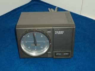 YAESU CB Ham Radio G 800S Antenna Rotor Control Box