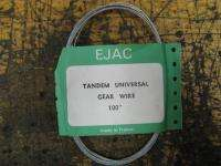 Vintage Ejac Universal Tandem Bicycle Bike Shifter Cable New Old Stock