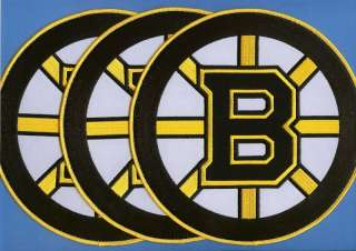 Lot Boston Bruins NHL Hockey Jacket Patches Crests