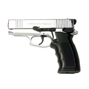 Sava (Nickel)   Blank Firing Replica Gun   9mm Everything Else