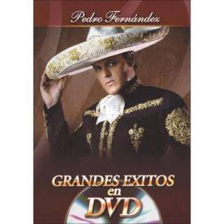 Pedro Fernandez Grandes Exitos en DVD.Opens in a new window