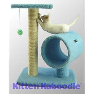 Cat Playcenter, Perch and Scratching Posts   Model B2501 Pet Supplies
