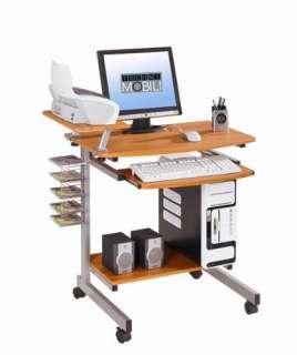 New Portable Home Office / Dorm Computer & Printer Desk
