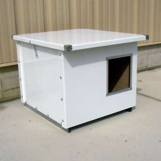 Options Plus Insulated Dog House: Dogs