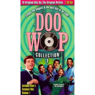 Simply The Best Doo Wop Collection, Vol. 1 (7 Disc Box