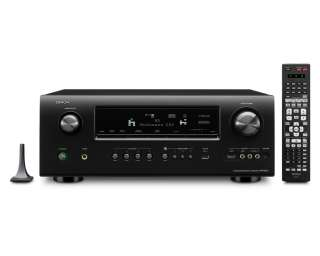New Denon AVR 3312 3312CI 3D & Network 7.2 Channel 125 Watt Receiver