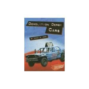 Demolition Derby Cars (Horsepower (Blazers Paperback