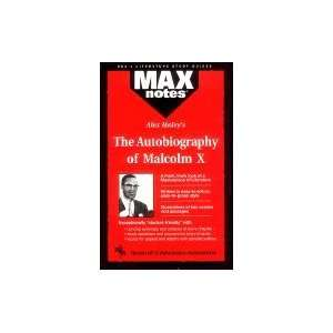 Alex Haleys the Autobiography of Malcom X[Paperback,1996]: