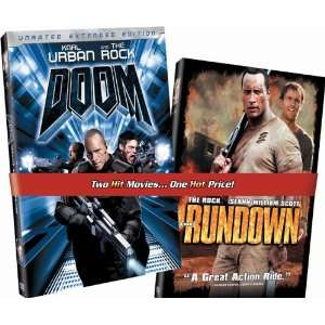 Doom/The Rundown Dwayne Johnson, Seann William Scott