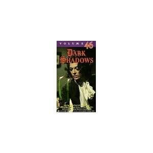 Dark Shadows Vol 46 [VHS]: Jonathan Frid, Grayson Hall