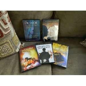5 Very Nice DVDs from Jack & Rexella Van Impe (armageddon