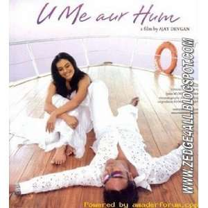 U, Me Aur Hum (DVD) ajay / kajol: Everything Else