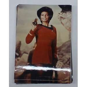 3057 STAR TREK UHURA NICHELLE NICHOLS 3X5 PHOTO: Everything Else