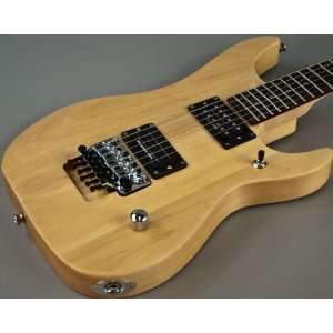 NEW WASHBURN NUNO BETTENCOURT SIGNATURE N2NMK NATURAL
