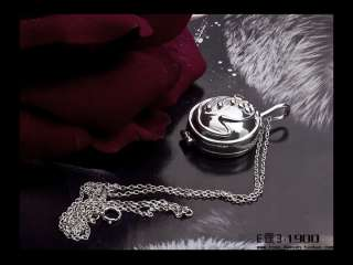 Vampire Diaries Elena Vervain Pendant Necklace Jewelry Box and Vervain