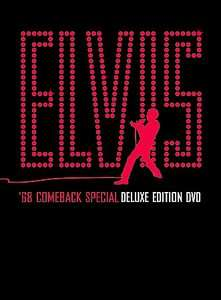 Elvis   68 Comeback Special DVD, 2004, 3 Disc Set