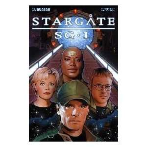 SG 1: Richard Dean Anderson, Michael Shanks, Amanda Tapping, Richard