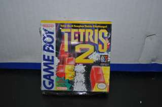 Tetris 2 NINTENDO GAME BOY 1993 045496730338