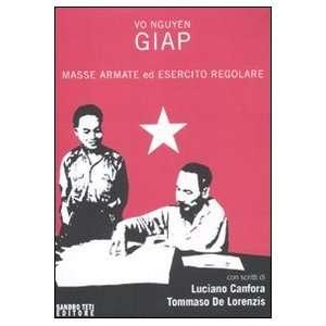 armate ed esercito regolare (9788888249407) Vo Nguyen Giap Books