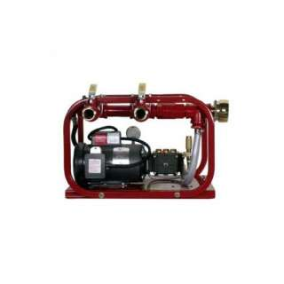 Hydro 500 PSI Electric Firehose Test Pump (3 GPM)
