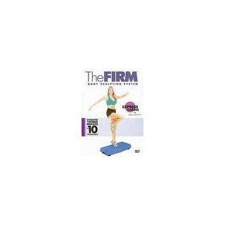 the firm body sculpting system express cardio stephanie huckabee dvd