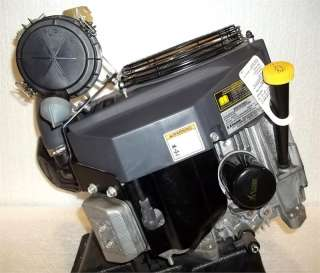 Kawasaki Vertical 19 HP V Twin OHV Engine ES 13amp 1 x 3 5/32