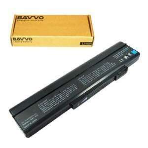 Bavvo Laptop Battery 12 cell compatible with GATEWAY