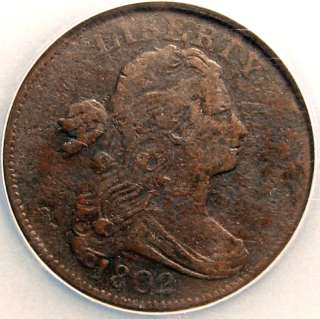 Bust 1802 1/000 Liberty Head LARGE PENNY One CENT OLD COIN NCS