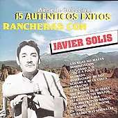 Rancheras Con Javier Solis by Javier Solis (CD, Jul 1993, Sony Music