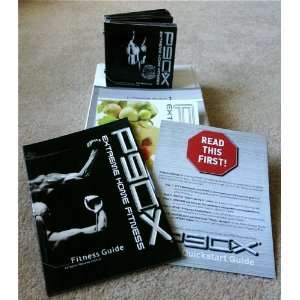 P90X Extreme Home Fitness 13 DVD Set With Manuals Sports