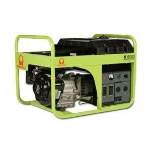 S6000 6000 Watt   Pramac Portable Generator Patio, Lawn & Garden