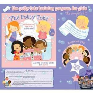 Girls Potty Training Kit Baby