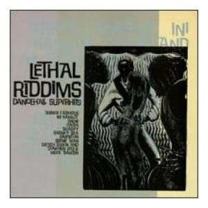 Lethal Riddims Dancehall Superhits Various Artists Music